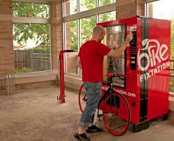 Vending Machine Repair Course Unique A Vending Machine That Dispenses Tire Repair Kits A Bike Commuter's