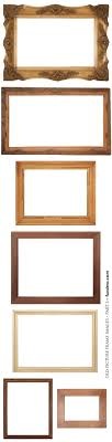 For exhibiting student work? free hi-res old picture frame images