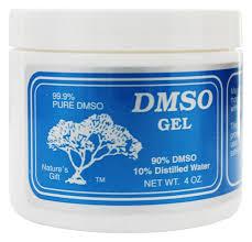nature s gift dmso 90 10 distilled water gel 4 oz at luckyvitamin