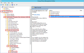 Email Templates In Outlook 2010 How To Prevent Outlook From Adding Signatures