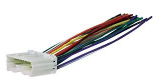 amazon com scosche mi02b speaker connector for mitsubishi dodge Scosche Wiring Harness Diagrams at Dodge Scosche Wiring Harness