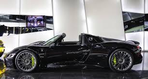 porsche 918 spyder black. 918 spyder alain 3 175x175 at spotlight black porsche class