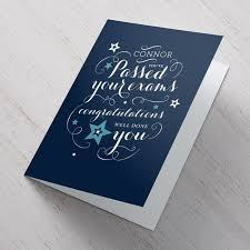 Personalised Congratulations Card Well Done You From 99p