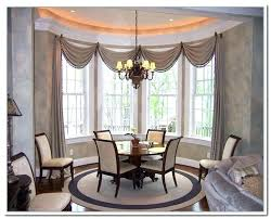 kitchen bay window curtains treatments for bow windows curtain ideas drapery valance treatmen drapes r62