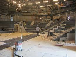 Northern Stage Seating Chart Construction Progress 7 17 15 Changing Lives One Story At
