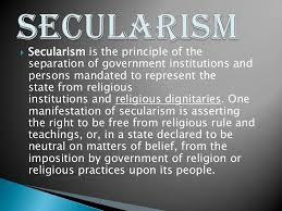 secularism in