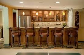 classic basement bar stools