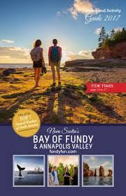 Bay Of Fundy Annapolis Valley Shore Guide 2017 By Metro