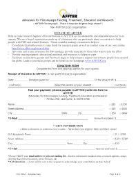 donation receipt letter templates non profit donation receipt letter template free download