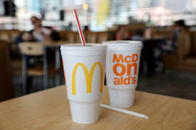 mcdonalds supersize drink. Wonderful Drink McDonaldu0027s Foam Cups Running Over With Environmental Controversy  Chicago  Tribune And Mcdonalds Supersize Drink G