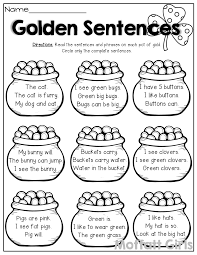 d639ca1152b82f02ac8b2a6f5d0adc97 read the simple sentences phrases identify complete and on sentence development worksheets