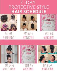 Hair Style Quiz new hair schedules for thrivers & strivers luv naturals 7917 by wearticles.com
