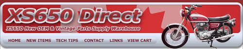 yamaha xs650 xs performance parts xs650 direct com