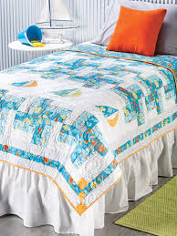 More Quick & Easy Quilts for Kids &  Adamdwight.com