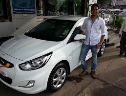 Purchased New Huyndai Verna Fluidic 1 6 July 2013 Hyundai Verna