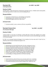 Hotel Management Resume Objective Housekeeping Manager Supervisor