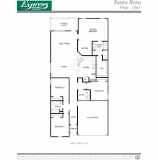 dr horton homes floor plans awesome plan 1863 rancho verde houston texas