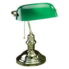 our first model is the classic green glass shade design which you may recognize from