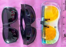 Solar Shield Clip On Premium Polarized 54 Sqr1 Tx For Sale