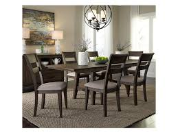 liberty furniture dining table. Liberty Furniture Double Bridge 7 Piece Trestle Table Set Dining N