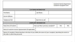 How Would You Describe Customer Service Free 9 Customer Service Form Samples In Samples Examples
