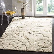 faux fur rug target tar 70 s carpet plush area rugs with thick design 3