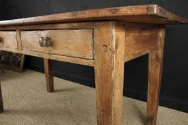 farmhouse tables for used rustic table antique pine english furniture kitchen random 2