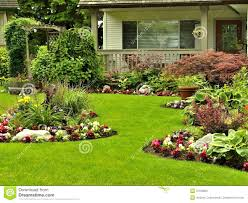 Landscaping Ideas For Front Yard Flower Bed High Resolution Image Home  Design Ideas Front Yard Landscaping