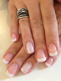 Bio Sculpture Gel French Manicure 87 Strawberry French Base