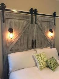 affordable western decor make your own headboard ideas headboards on baby shower decorations diy with lights