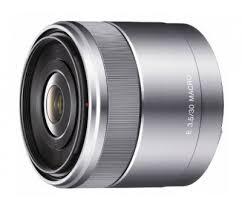 <b>Объектив Sony SEL-50F18</b> серебристый купить в фирменном ...