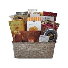the st james gift basket