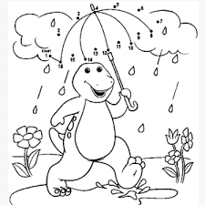 Dot To Dot Coloring Pages Free For Kids Preschool Learning Online