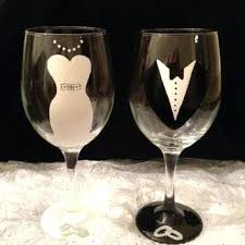 Wine Glass Decorating Designs Wine Glasses With Designs Wine Glasses In Whimsical Designs Wine 91