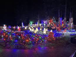 Everett Christmas Lights The Best Places To See Christmas Lights The Edge