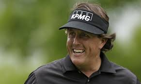 Phil Mickelson called it the greatest, most fulfilling moment of his career. Who could argue? A final-round 66 in difficult conditions at Muirfield to ... - phil-mickelson-wells-fargo-wed2_r640