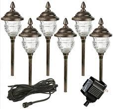 innovative ideas low voltage landscape lighting sets excellent landscape lighting kits low voltage