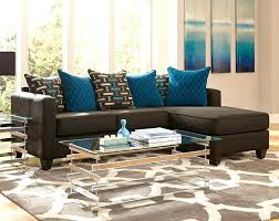 architecture brown couch decor stylish ways to decorate with a sofa better homes gardens throughout