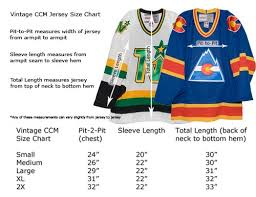 Adidas Youth Jersey Size Chart Genuine Ccm Hockey Jersey Sizing Chart Adidas Youth Large