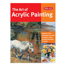 walter foster the art of acrylic painting book
