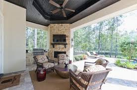 houston outdoor corner fireplace with mount lights patio contemporary and garden stool wood ceiling