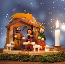 In many families the nativity scene is an essential component of their Christmas  decorations every year. Once Joseph, Mary and Baby Jesus are lovingly set  ...
