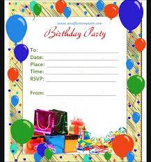 Rsvp Birthday Invitation Sample Seekingfocus Co