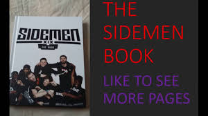 sidemen book leaked