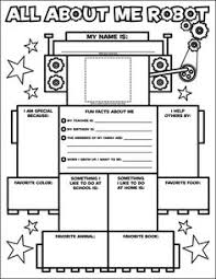 Small Picture All About Me Coloring Pages Picture First Day of School