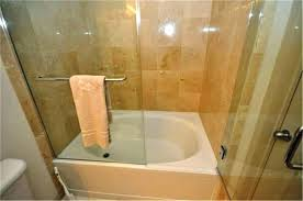 medium size of frosted glass shower doors for tubs adding door tub bathtub gorgeous bath