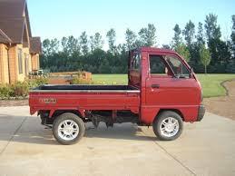 Tiny Trucks Dealing In Used Japanese Mini Trucks Ulmer Farm Service Llc