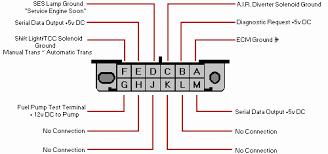 3rd° tech tips~aldl schematic