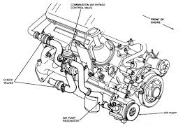 engine diagram wirdig ford 5 8l engine diagram smog pump wiring diagram schematic online