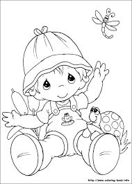 Precious Moments Christmas Coloring Pages Index Coloring Pages